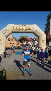 Svatováclavským půlmaraton 2